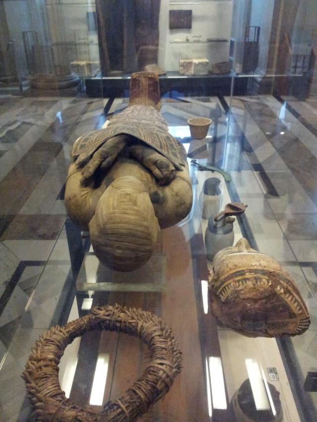 Múmia fashion