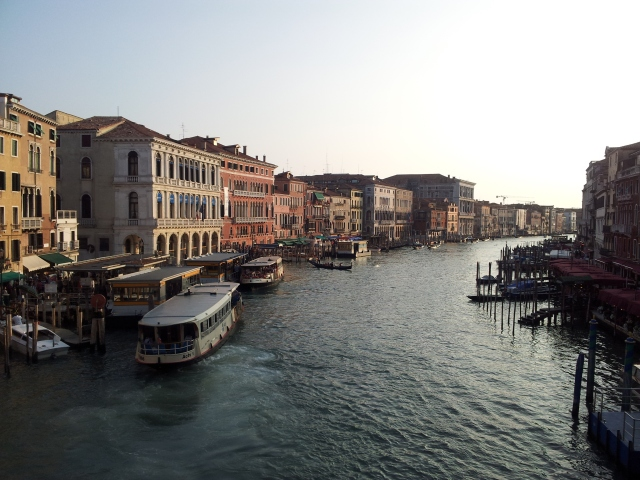 O Canal Grande